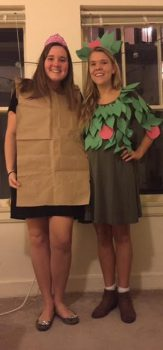Paper Bag Princess and the Giving Tree